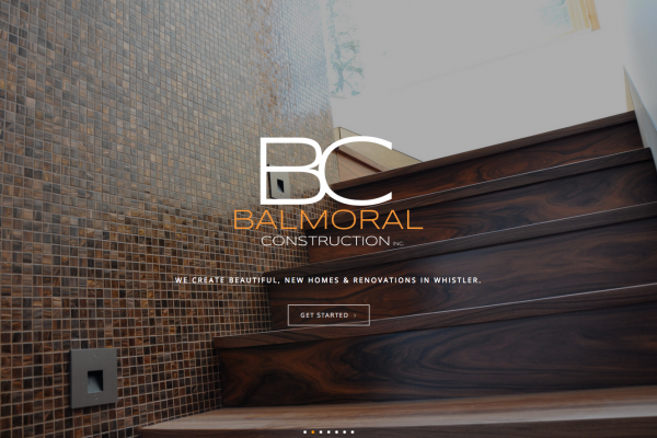 Whistler Renovations company New construction Balmoral Construction Inc. Squamish