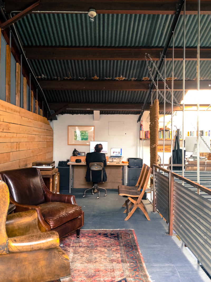 co-work spaces venice beach modern design