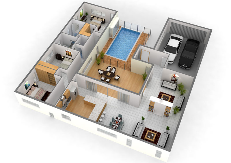 Construction Contracts How To Understand What Youre Buying on House Floor Plan Designer Free
